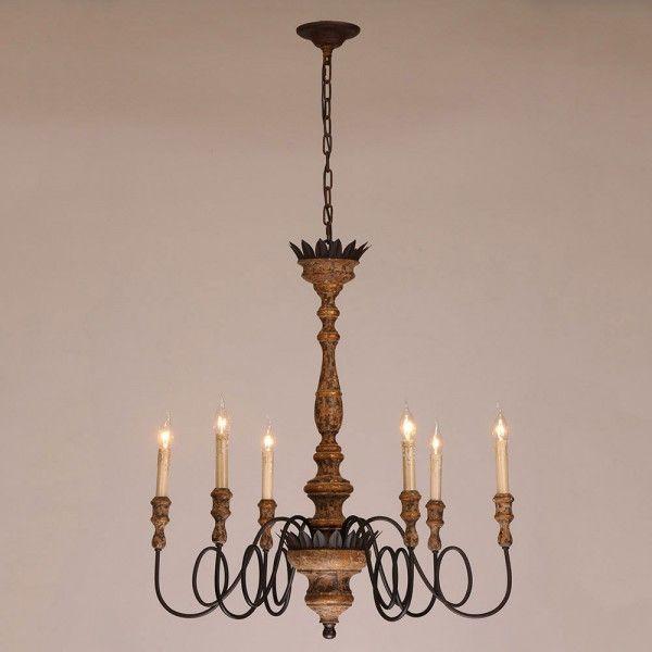 Best Dining Room Chandeliers: Best 20+ Wooden Chandelier Ideas On Pinterest