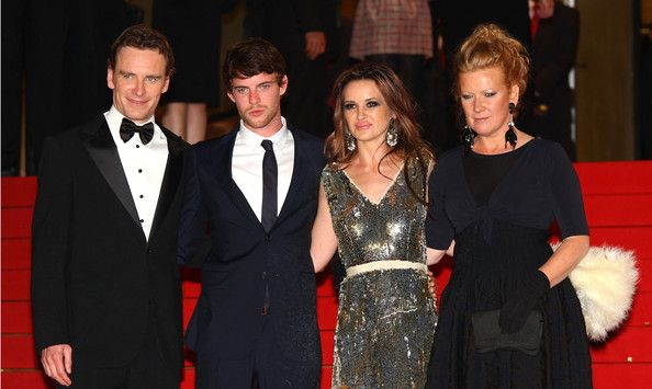 Harry Treadaway and Michael Fassbender Photos Photos - (L-R) Actor Michael Fassbender, actor Harry Treadaway, actress Kierston Wareing and Director Andrea Arnold attend the Fish Tank Premiere held at the Palais Des Festival during the 62nd International Cannes Film Festival on May 14, 2009 in Cannes, France.  (Photo by Gareth Cattermole/Getty Images) * Local Caption * Kierston Wareing;Harry Treadaway;Michael Fassbender;Andrea Arnold - 2009 Cannes Film Festival - Fish Tank Premiere