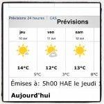 Wow! Votre météo 3 jours! #meteo #montreal #quebec #weather #spring #printemps
