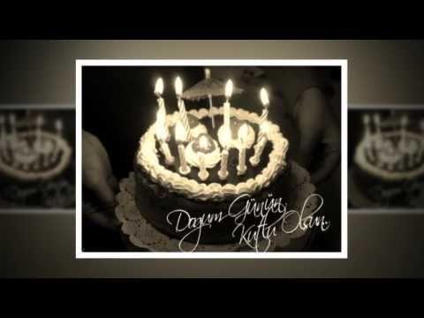 Doğum Günü videoları – Çok İyi Abi