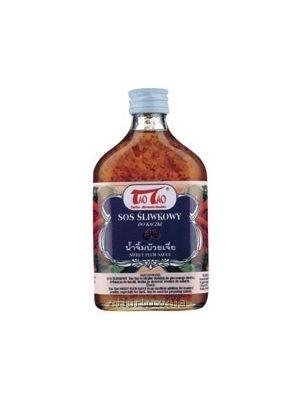 Sos śliwkowy   • wyborny do mięs, zwłaszcza drobiu • pasuje do dań na słodko, naleśników i sałatek • mocny, owocowy aromat