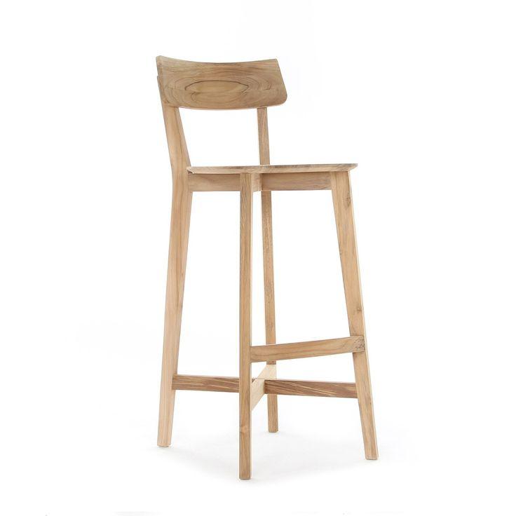 Copenhagen Retro Bar Side Chair