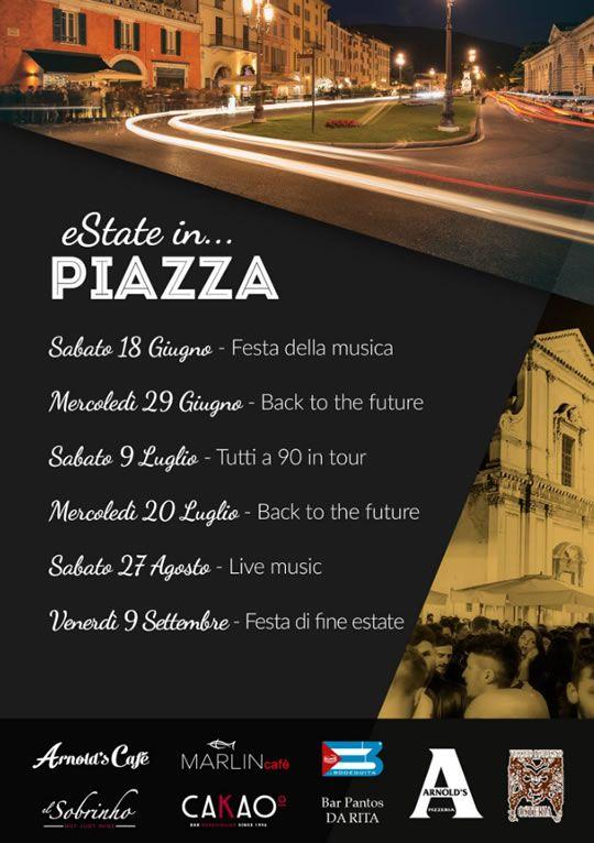 eState in Piazza a Brescia http://www.panesalamina.com/2016/49531-estate-in-piazza-a-brescia.html
