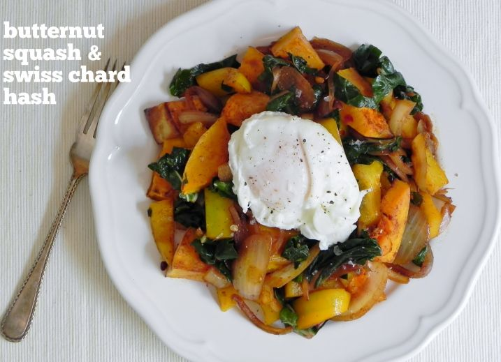 Squash and Chard Hash | Winter Squash | Pinterest