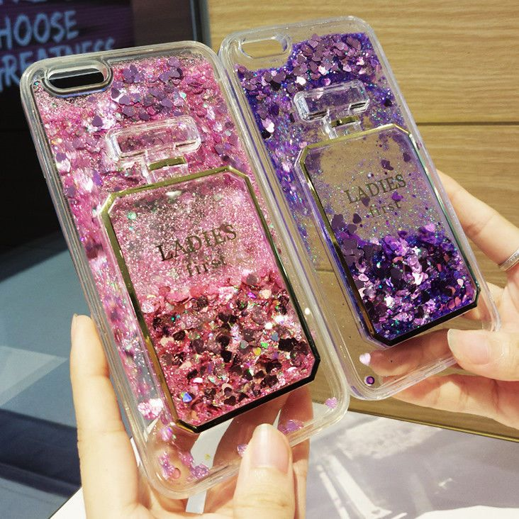 For Samsung Galaxy S9 S9plus Dynamic Liquid Glitter Sand Quicksand Star Soft Tpu Case For Galaxy S9plus Crystal Black Back Cove Half-wrapped Case