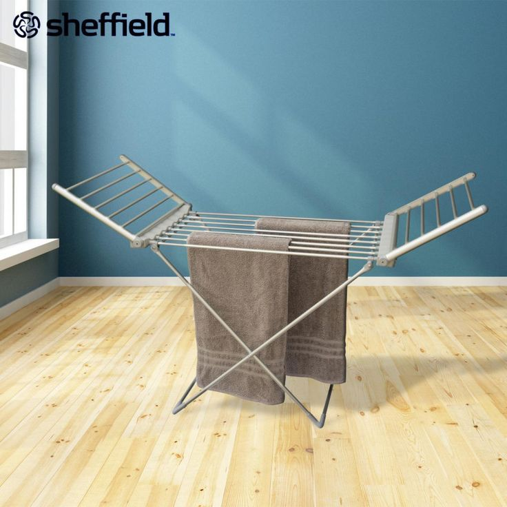 Sheffield Heated Clothes Drying Rack