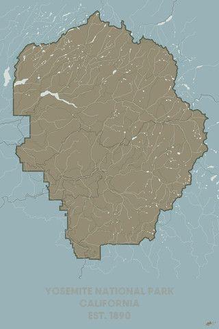 our full range of original designed national park maps and remastered versions of vintage maps