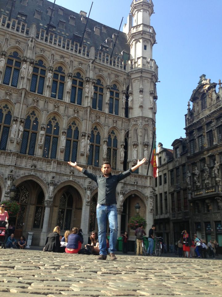 Scandic Grand Place Brussels in Brussel, Bruxelles-Capitale