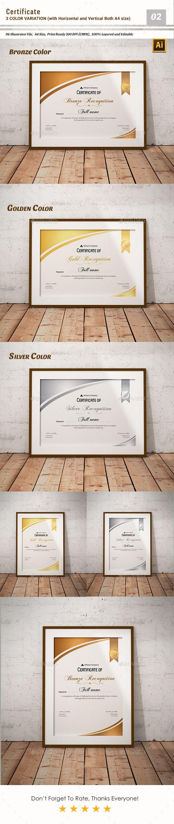 Wunderbar Bronze Zertifikatvorlage Fotos - zertifizierungsstelle ...