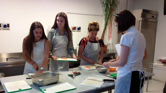 Giglio Cooking School: Colombia, Netherlands, Brazil, Israel, Mexico, Swi...