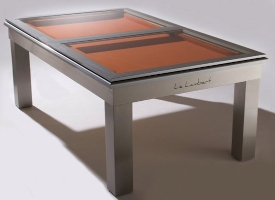 outdoor pool table with lights roselawnlutheran. Black Bedroom Furniture Sets. Home Design Ideas
