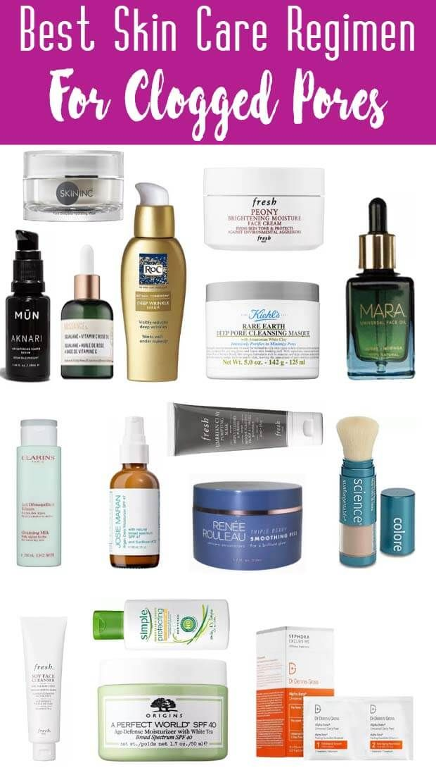 Best Skin Care Regimen 2019 In 2020 Best Skin Care Regimen Skin Care Treating Oily Skin