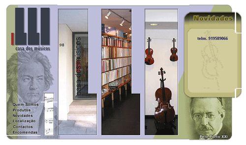 Casa dos músicos