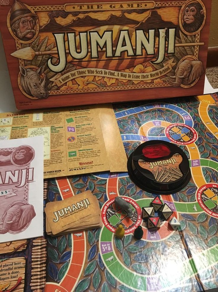jumanji and finish the game essay Jumanji welcome tothe jungle is a stand-alone sequel paying  hart),  who he helped with his homework by writing fridge's essays for him  in order to  complete the game, the players must return the gem to the.