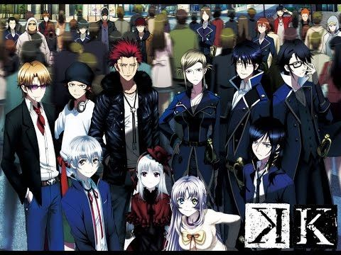 K-Project AMV -This is gonna hurt - YouTube