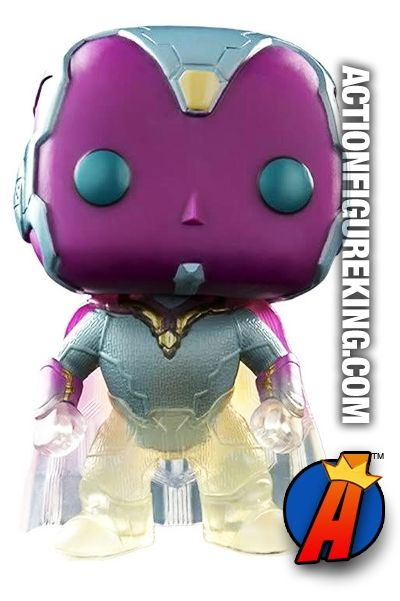 #Marvel Faded #VISION Variant Figure. Quickly and easily search thousands of new and vintage #Collectibles #Toys #ActionFigures and more here… http://actionfigureking.com/list-3/funko-toys-collectibles-and-figures/funko-pop-marvel/funko-pop-marvel-avengers-2-faded-vision-figure-71-target-exclusive
