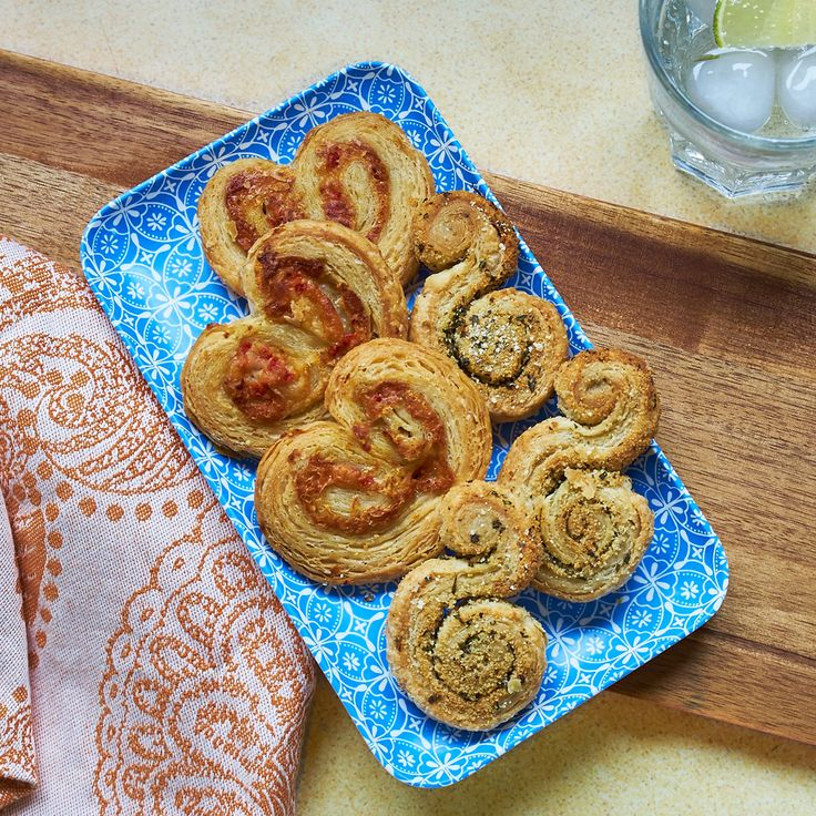 Cheesy elephant ears and herby treble clefs, it can only be The Great British Bake Off!