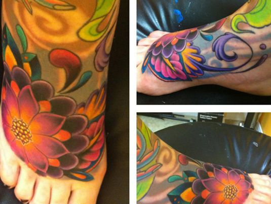 Tim Senecal | Tattoo Design | Creative Bloq | http://www.creativebloq.com/illustration/20-brilliant-tattoo-designs-712379