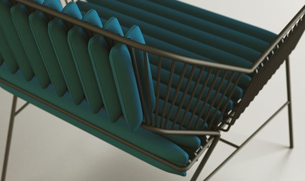 untitled / outdoor chair / 2012 by gud conspiracy ...