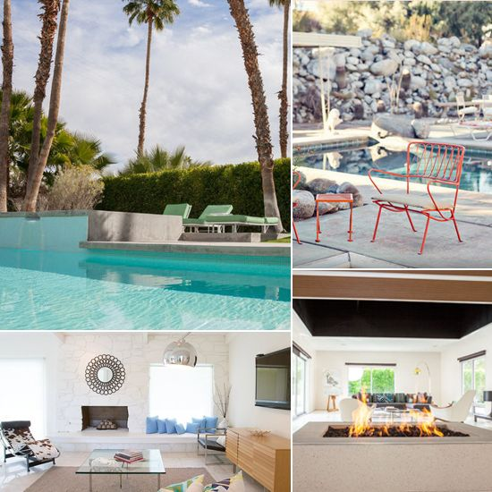 Palm Springs Rentals That Rival Boutique Hotels