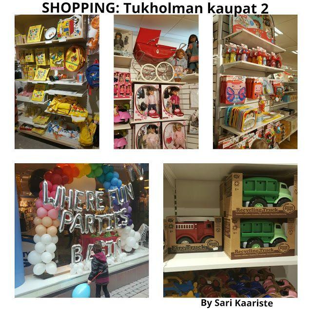 ostokset, NK, tukholma, lastentarvikkeet
