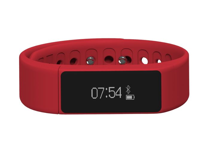 Qiufeng I5 Plus Smart Wristband Bracelet Bluetooth 4.0 with Sleep Tracker Health Fitness for Android or IOS Phone(Red). Multi Functions: tracks steps, walking distance, calories burnt, sleep quality. Also can be set alarm to remind of getting up, drinking or sedentariness. Intelligent Notification: when there's incoming calls or message, it vibrates and displays caller ID, message content (iphone display both ID and content, andriod display either). Bright OLED Display: 0.91 inch OLED…
