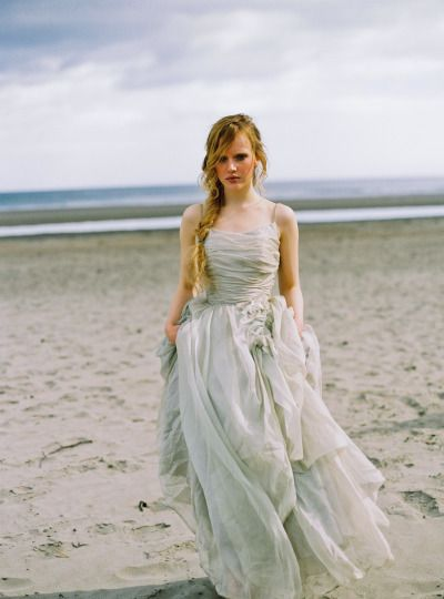 25 best ideas about ocean blue weddings on pinterest for Beach themed wedding dress