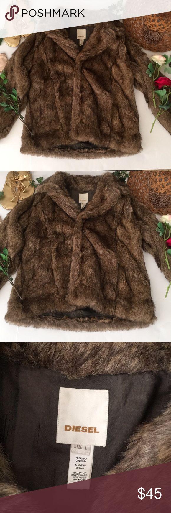 ❤Diesel Coat❤ ❤In great gently used condition Diesel Coat in size Large❤ Diesel Jackets & Coats