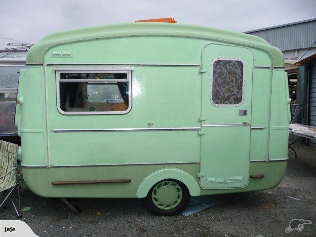 Retro Fibreline Viking 11ft 1971 With Awning Trade Me