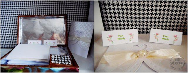 winietki   decor  BOX   DIY