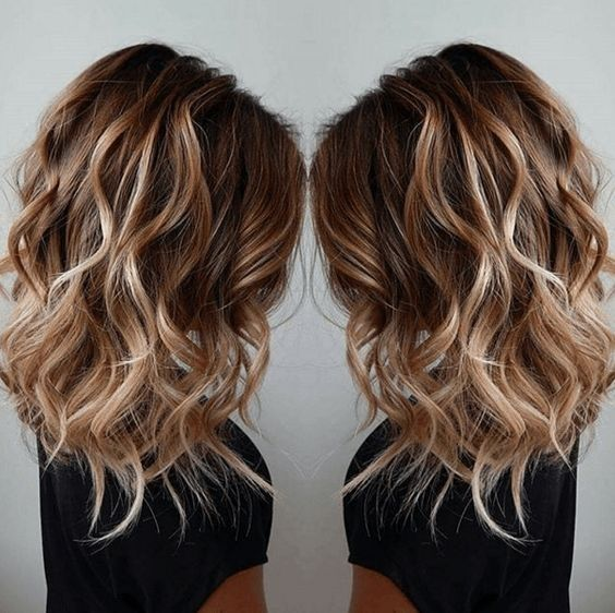 17 best images about cheveux on pinterest silver blonde balayage and ash blonde - Ombre et hair ...