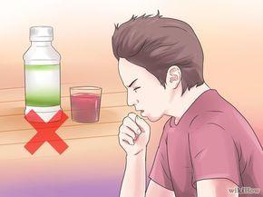 Schleim aus Rachen und Lunge lösen – wikiHow