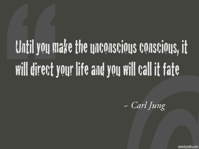 by Carl Jung