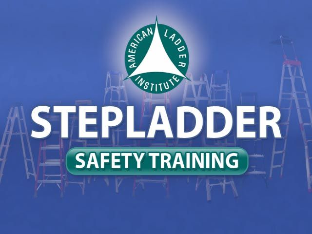 Ladder Safety Training | Library of Ladder Safety Training Modules