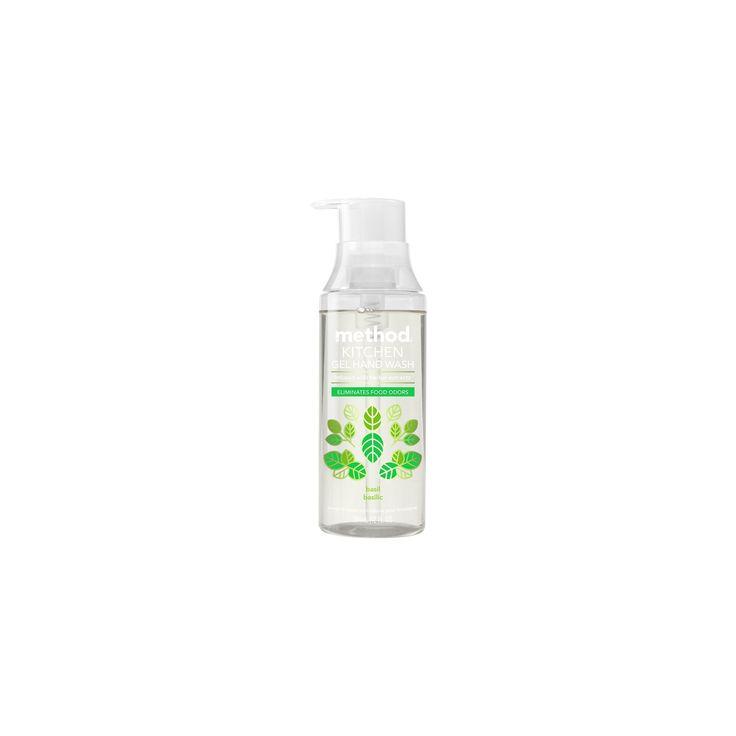 Method Kitchen Hand Soap Basil - 12oz