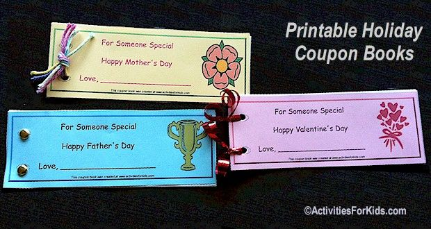 Best 25 coupon books ideas on pinterest free printable for Personalized coupon book template