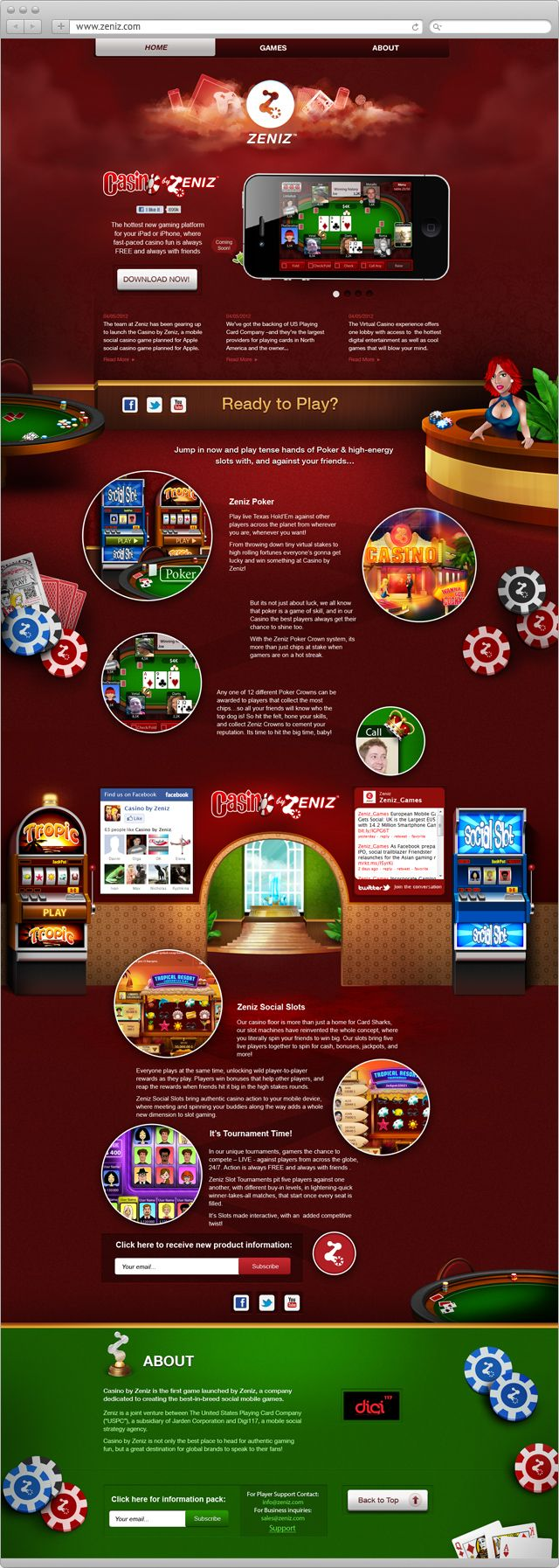 Gambling information pack internet online gambling laws