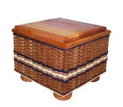 Ottoman Basket