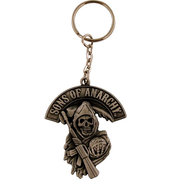 Sons of Anarchy Reaper Keychain