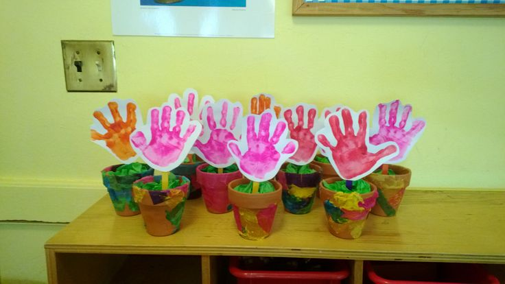 Classroom Ideas For Mothers Day : Our mother s day craft for the class loved this