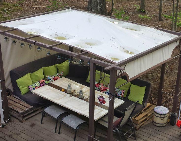 25 best ideas about ikea futon on pinterest small futon - Pergolas baratas ikea ...