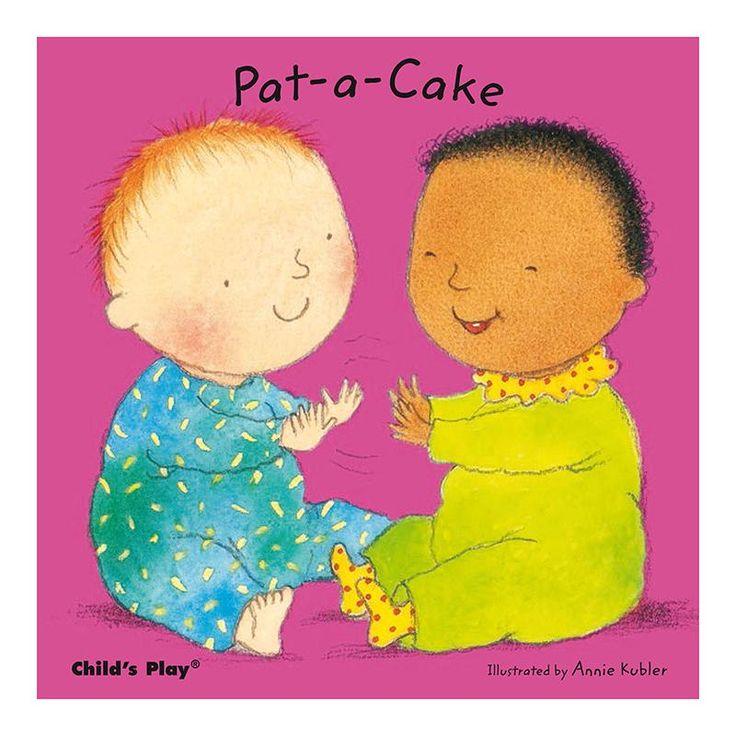 Pat A Cake Baby Book