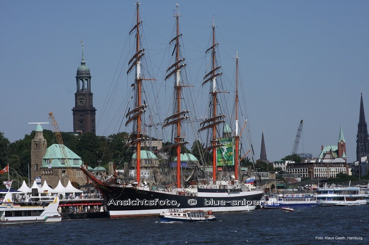 Hamburg, Germany- our first city overseas.