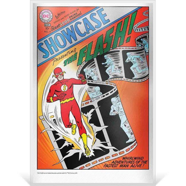 2019 Flash 35g Pure Silver Foil Comic