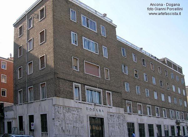 Ancona - Fascismo - Italia - Arc