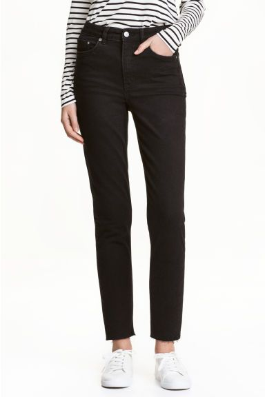 Slim High Ankle Jeans | H&M