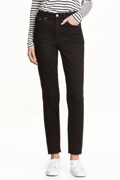 Slim High Ankle Jeans | H&M