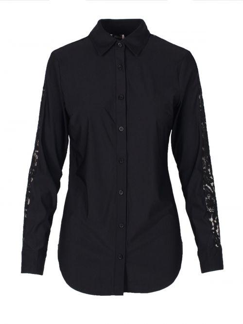 die besten 25 schwarze bluse ideen auf pinterest schwarzes blusen outfit schwarze lederr cke. Black Bedroom Furniture Sets. Home Design Ideas