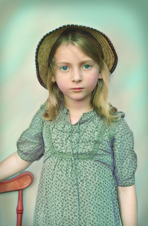 Lena Revenko: Michelle (inspired by�Loretta Lux)