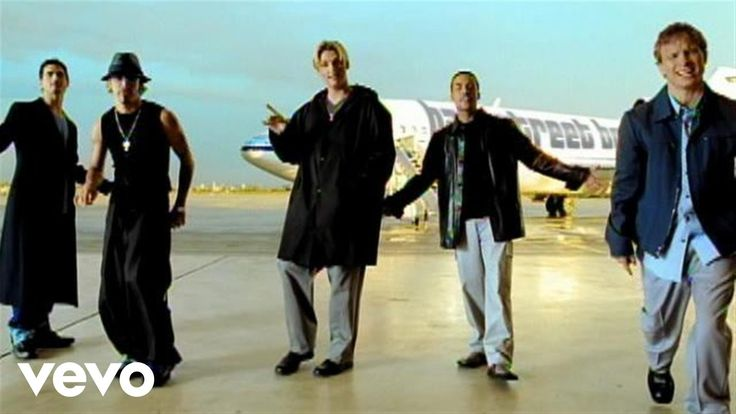 """Backstreet Boys - I Want It That Way-My guilty pleasure.  I remember when this was the song of the summer according to the """"New York Times.""""  Stay tuned for my self-declared song of summer 2016."""